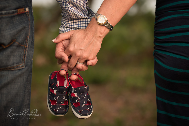Ahoy - It's a Boy!   Gulf Shores Maternity Photography   Danielle Parker Photography