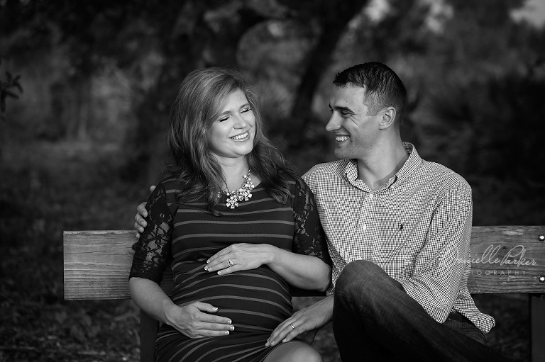 Expecting a Boy | Gulf Shores Maternity Photography | Danielle Parker Photography