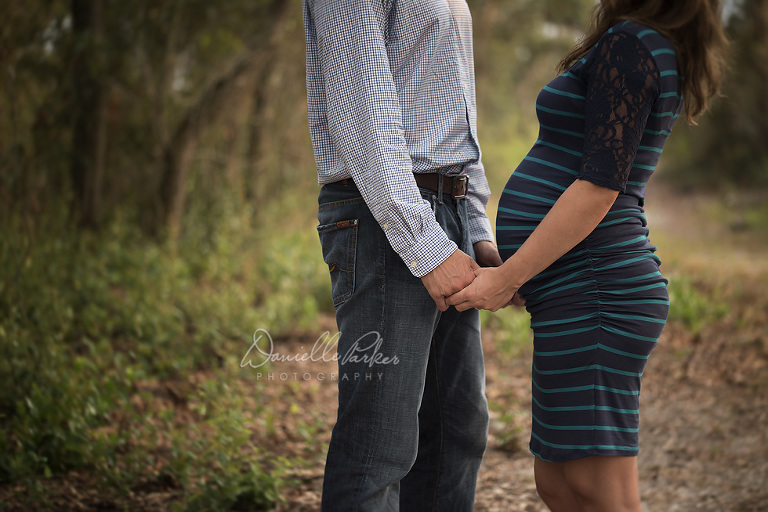 Expecting a Boy | Gulf Shores Maternity Photography