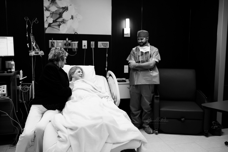 Waiting for Delivery   Birth Photography   Danielle Parker Photography