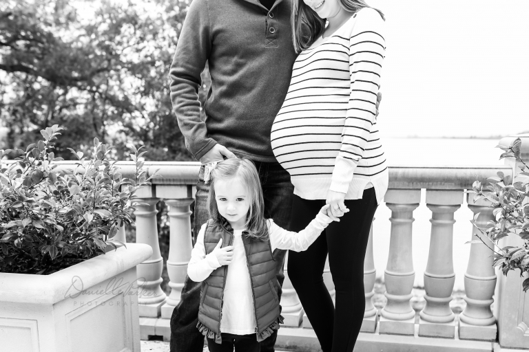 Expecting Daughter #2 | Spanish Fort Maternity Photographer